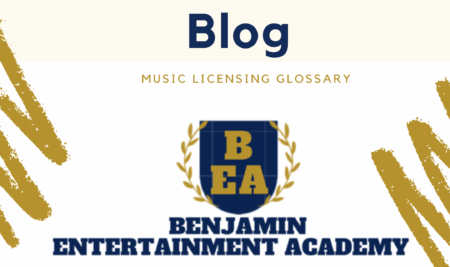 Music Licensing Glossary
