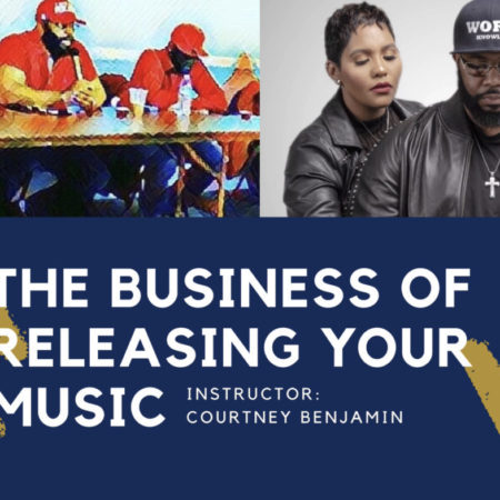 The Business of Releasing Your Music